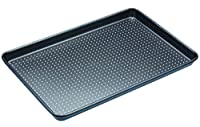 Master Class Crusty Bake Non-stick Baking Cookie Tray 39x27x2cm Biscuit Bakeware 10 ? 15