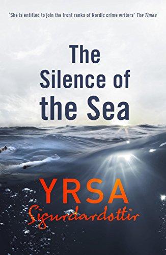 The Silence of the Sea: Thora Gudmundsdottir Book 6 (English...