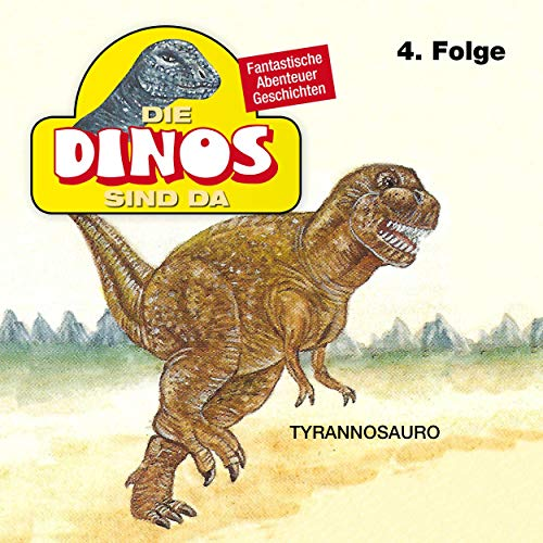 Couverture de Tyrannosauro