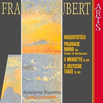 Schubert: Konzertstück - Polonaise - Rondo