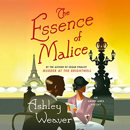 The Essence of Malice audiobook cover art