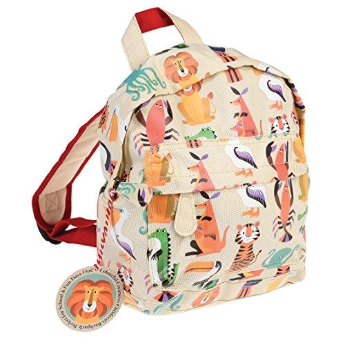 Rex International – Tiger und Freunde Design Mini Rucksack