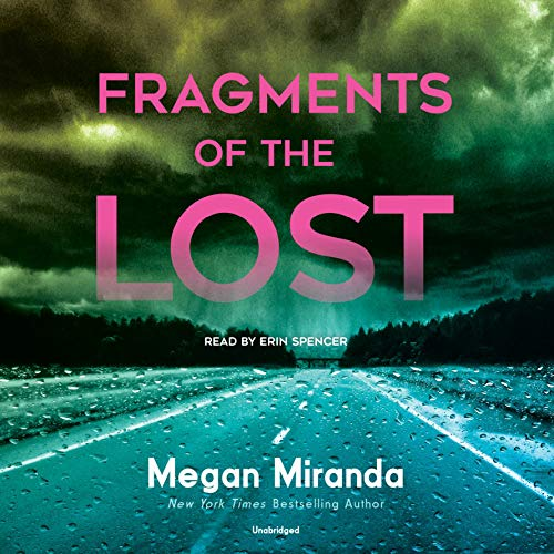 Fragments of the Lost audiobook cover art