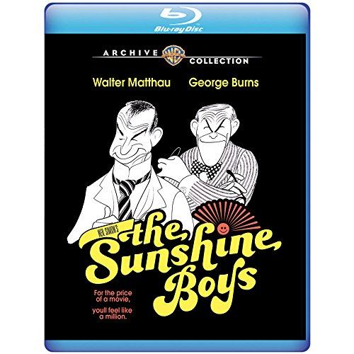 Sunshine Boys [Edizione: Stati Uniti] [Italia] [Blu-ray]