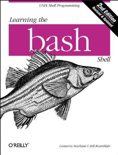 Image OfLearning The Bash Shell, 2nd Edition (en Anglais)