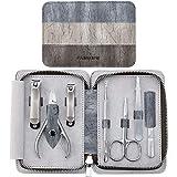 FAMILIFE L14 Manicure Set, 7 in 1 Professional Manicure Pedicure...