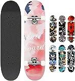 Smibie Skateboards Pro 78,7 cm Komplett-Skateboards für...