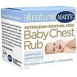 Maty'S Nat Baby Rub Size 4z