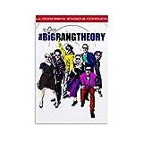 The Big Bang Theory 20 Wonderful TV-Serie Kunstdruck auf