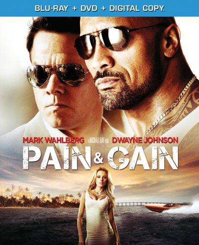 Pain & Gain (Blu-ray + DVD)