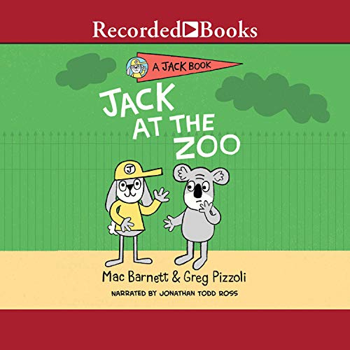 Jack at the Zoo audiobook cover art