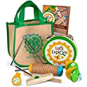 Melissa & Doug Let's Explore Camp Music Instruments Play Set