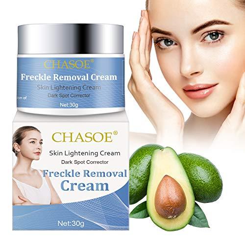 Whitening Cream,Anti Manchas Cara,Crema Blanqueadora,Anti Manchas Piel,Tratamiento Antienvejecimiento y Blanqueador para Manchas Oscuras,Crema Hidratante Aclarante