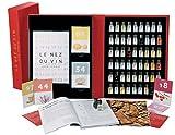 Jean Lenoir 56046le nez du vin 54arômes Système de, Langue français, mehrla Gig, multicolore, 17x 24x 3,5cm