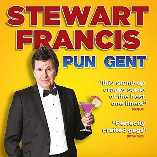 Pun Gent audiobook cover art