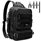 Best Fishing Backpacks - NUFR Fishing Tackle Backpack Storage Bag, Outdoor Shoulder Review