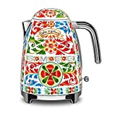 Dolce and Gabbana x Smeg Electric Kettle,'Sicily Is My Love,' Collection