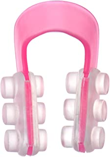 Nose Up Lifting Shaping Clip Clipper Shaper Beauty Tool--Pink