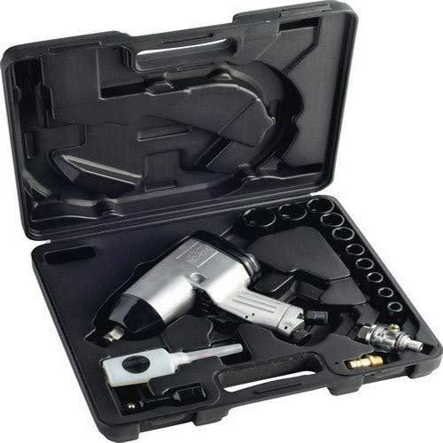SAM Outillage PN-203-K Coffret clé à chocs pneumatique 1/2\