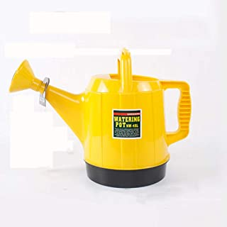 LULUD Garden Watering Can - Rose Storage Nozzle - Garden Watering Can - for Desk Plants in The Office (Color : Yellow)