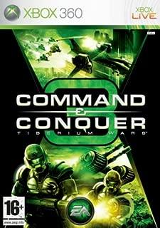 Xbox 360 - Command & Conquer 3 Tiberium Wars - [PAL EU]