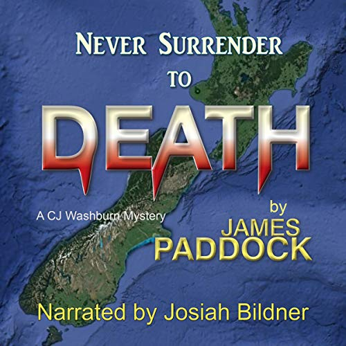 Never Surrender to Death audiobook cover art