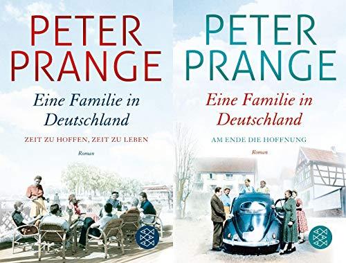 Eine Familie in Deutschland Band 1 + 2 plus 1 exklusives Postkartenset
