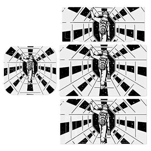 2001 A Space Odyssey 2001年宇宙の旅 Switch スイッチ シール ステッカー 高級感 抜群 薄型シール 高級感のある手触り おしゃれ 保護 ドレスアップ 傷・汚れ防止 丈夫で長持ち 簡単に貼り付け可能
