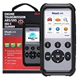 Autel ML629 OBD2 Scanner ABS SRS Engine Transmission Diagnoses OBD II Full Functions Upgraded Version of the ML619 for DIYers Professionals