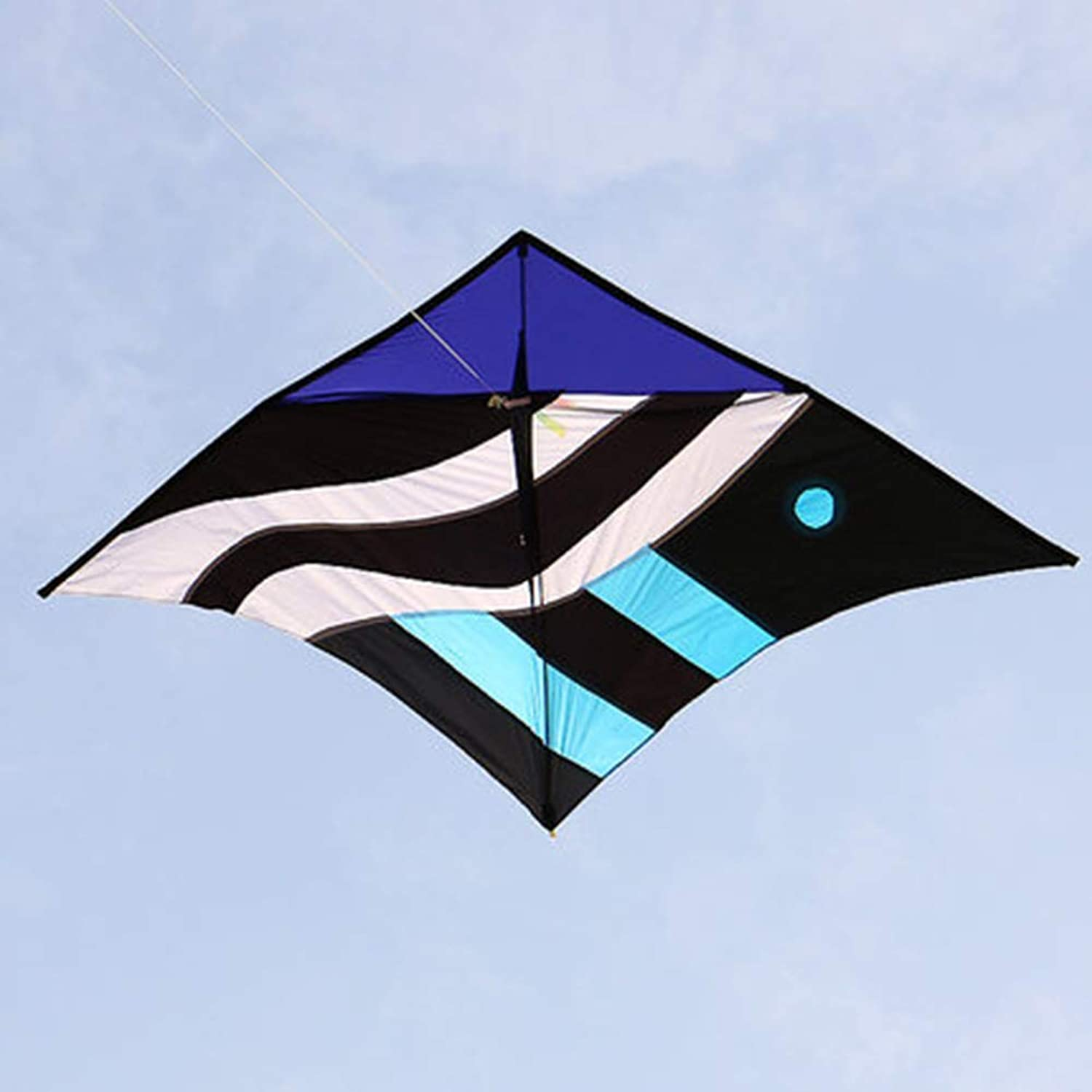 Kite Tropical Fish Brainstorm Products Very Easy to Fly Great for Beginners Perfect Kites