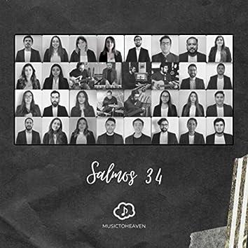 Salmos 34 (feat. Frank Morgan & Bastian Vejar)