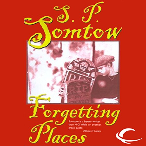 Forgetting Places audiobook cover art