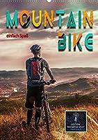 Mountainbike - einfach Spass (Premium, hochwertiger DIN A2 Wandkalender 2022, Kunstdruck in Hochglanz): Mountainbiking, Trendsportart mit viel Potential fuer Nervenkitzel. (Monatskalender, 14 Seiten )