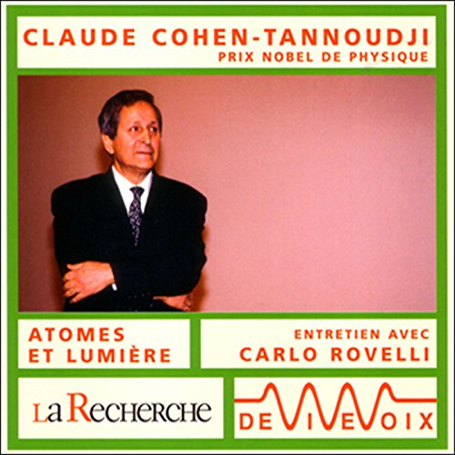 Claude Cohen-Tannoudji audiobook cover art
