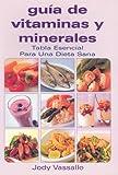 Guia de Vitaminas y Minerales (Coleccion Guias Esenciales)