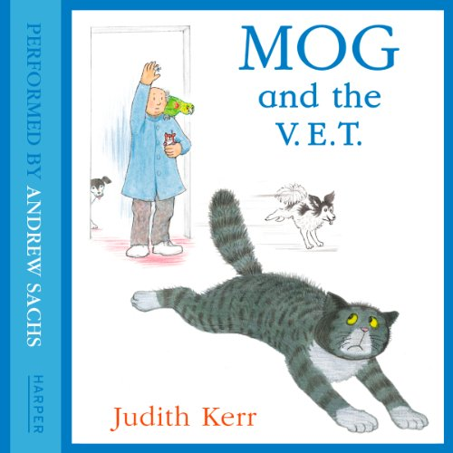 Mog and the Vee Ee Tee                   By:                                                                                                                                 Judith Kerr                               Narrated by:                                                                                                                                 Andrew Sachs                      Length: 16 mins     15 ratings     Overall 4.3