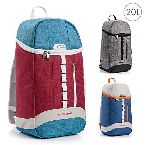 Meteor – Mochila de frío de 10 y 20 L, bolsa aislante, mochila de...