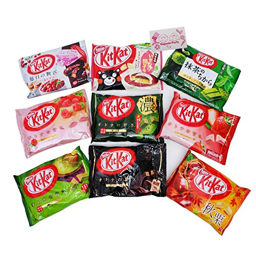 ネスレ日本 キットカット ミニ 食べ比べ6袋ランダムセット バラエティ 詰め合わせ 6種各1袋