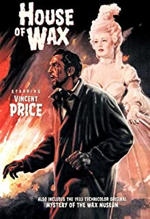 Pop Culture Graphics House of Wax Poster Movie G 11x17 Vincent Price Frank Lovejoy Carolyn Jones Phyllis Kirk
