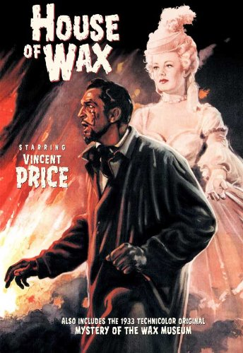 vincent price house of wax - 4