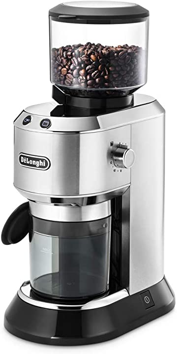 ?delonghi macinacaffè delonghi 150 w 350 grams plastica argento [classe di efficienza energetica a] b01kpn9k0w