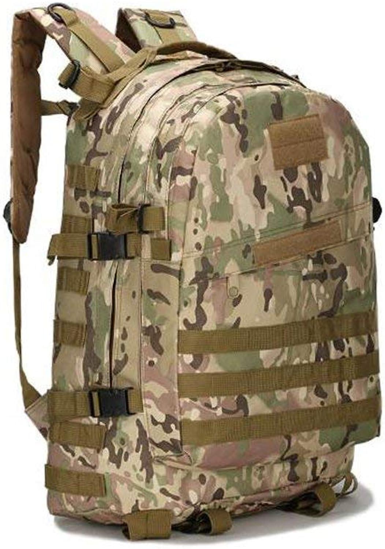 Lounayy Power Uk Rucksack Wasserdicht Camouflage Rucksack (Farbe   C, Größe   One Größe)