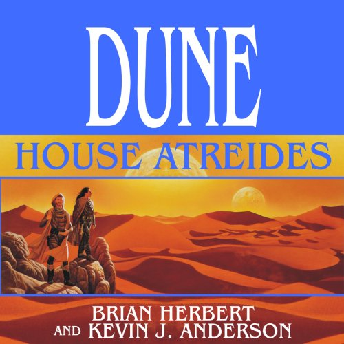 Dune: House Atreides: House Trilogy, Book 1 audiobook cover art