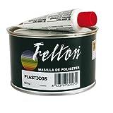 Felton 433Q71 - Masilla Para Plasticos 500 Gr