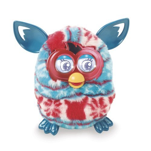 Furby Boom Plush Toy (Holiday Sweater Edition) by Furby
