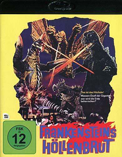 Frankensteins Höllenbrut [Blu-ray]