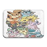 Tappetino da bagno con puzzle, motivo: Pokémon