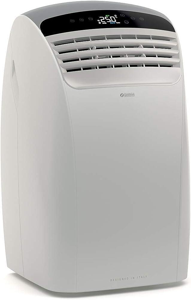 Olimpia splendid  dolceclima silent, climatizzatore portatile, classe a 01919