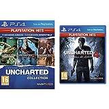 Uncharted Collection Hits - Versión 17 & El Desenlace Del Ladrón Hits - Edición Uncharted 4, Versión 16