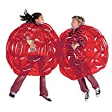 Lorenlli Il Calcio Gonfiabile della Bolla delle Palle del paraurti del Corpo Si Adatta Il Pallone Divertente di Zorb del Corpo Ecologico Lot Lot Ecologico per i Bambini 24'